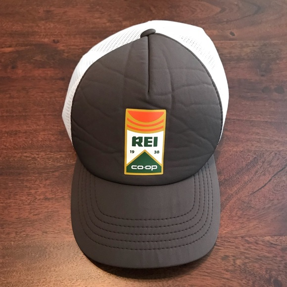 23de37366fb REI Co-op Trucker Hat. M 5a6152f7a6e3ea7b2ed2e943. Other Accessories ...